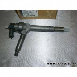 Injecteur carburant bosch pour opel astra H dont GTC 1.7CDTI 1.7 CDTI 100cv 110cv