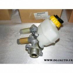 Maitre cylindre de frein avec bocal et bouchon capteur pour daewoo chevrolet lanos T100 1.3 1.5 1.6 16v