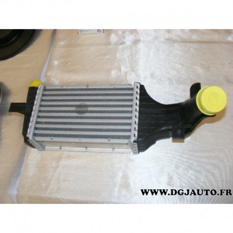 radiateur intercooler de turbo pour opel astra g zafira a 2 0dti 2 2dti 2 0 2 2 dti au meilleur. Black Bedroom Furniture Sets. Home Design Ideas