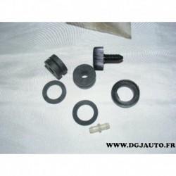 Kit reparation molette et silent bloc pour peugeot 204 951008