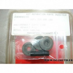 Kit réparation porte injecteur pour renault 5 9 11 super 5 express R5 R9 R11 volvo 340 1.6D 1.6TD 1.6 D TD