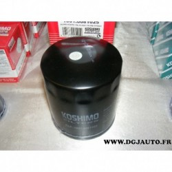 Filtre à huile pour hyundai H1 terracan kia carnival 2 mazda B-serie mitsubishi L200 montero 2.5 D TD DID TDI