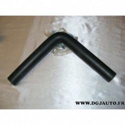 Durite coude angle 90° diametre 30mm liquide de refroidissement adaptable