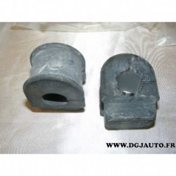 Lot 2 silents bloc barre stabilisatrice 24mm pour renault 25 R25