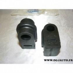 Lot 2 silents bloc barre stabilisatrice pour renault megane 2 dont break et coupé