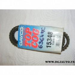 Courroie trapezoidale 11x885 pour ford granada scorpio sierra 1 2 transit 3 4 volvo 940
