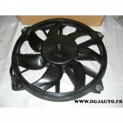 Ventilateur radiateur refroidissement moteur pour citroen C4 dont picasso peugeot 307