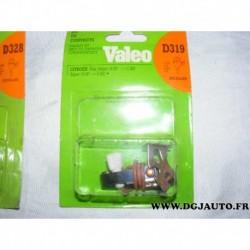 Vis platinée jeu contact rupteur pour citroen visa junior de 04/80 à 11/82 super 04/80 à 05/82 montage ducellier