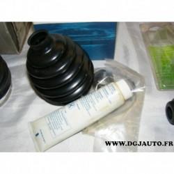 Kit soufflet de cardan avec graisse coté roue pour ford ka 1.3