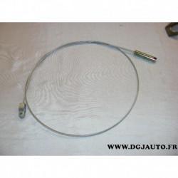 Cable de frein à main arriere gauche pour ford fiesta 1 et 2