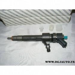 Injecteur bosch 0445110276 pour alfa romeo 147 phase 2 fiat bravo 2 croma 2 doblo 2 grande punto multipla sedici stilo opel astr