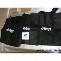 1 Sac pochette publicitaire Jeep 82213700 mopar