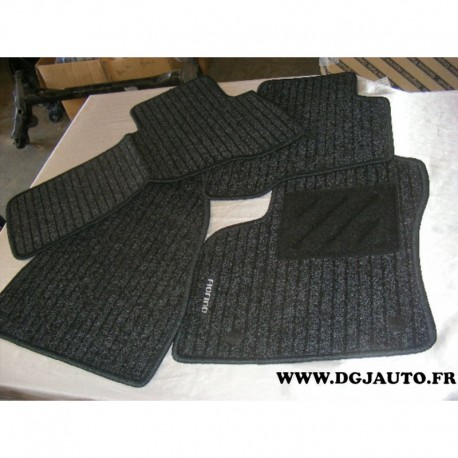 Jeu 4 tapis de sol 50901923 pour fiat fiorino partir 2007