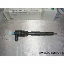 Injecteur carburant common rail 0445110299 reconditionné à neuf pour alfa romeo 159 giulietta spider fiat bravo 2 doblo 3 sedici