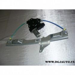 Leve vitre electrique avant gauche 13298153 pour opel corsa D version 5 portes