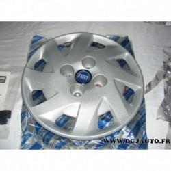 Enjoliveur de roue jante 51722232 pour fiat panda 2 punto FL partir 2003
