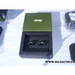 Bouton de manchette 6001099324 jeep wrangler original