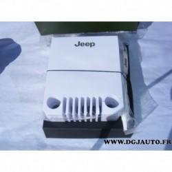 Bloc note avec stilo jeep 6001099221 original