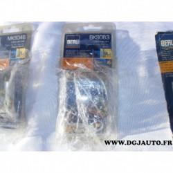Jeu de contact vis platinée rupteur + condensateur allumage BKS063 pour ford fiesta 1 2 1.1 1100 de 76 à 85