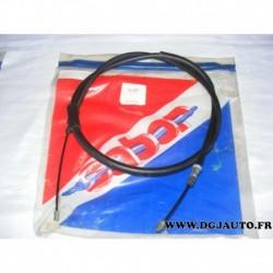 Cable de frein à main 10.4564 pour citroen ZX frein à disques