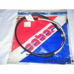 Cable de frein à main 461.7 pour fiat bravo 1 2.0 20V