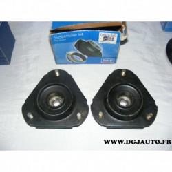 Paire butée de suspension amortisseur VKDC81102T pour toyota carina 2 ST17 (trace montage 1 suite erreur achat)