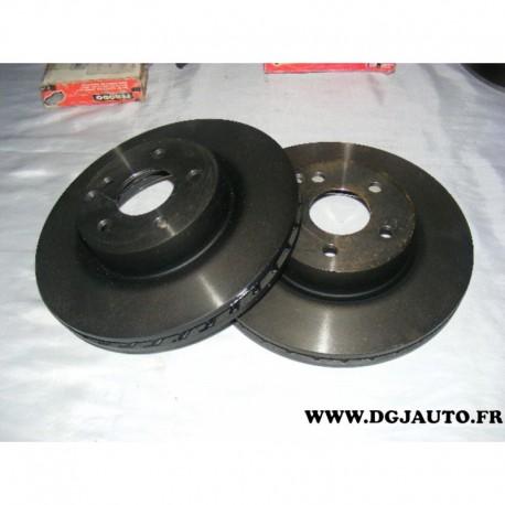 paire de disque de frein avant ventil 312mm diametre df4264 pour mercedes classe e w211 cls. Black Bedroom Furniture Sets. Home Design Ideas