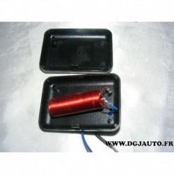 Filtre passage de basse enceinte haut parleur 4.8MH 4HOM 120MZ 12.02NO