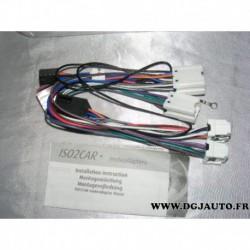 Faisceau adaptateur mute autoradio PC861600AA iso2car