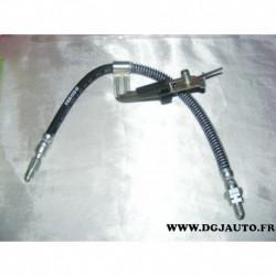 Flexible de frein avant gauche FHY2284 pour ford fiesta 4 dont courrier puma