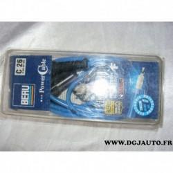 Jeu cable faisceau fils de allumage bougie 0900301066 pour renault 21 R21 2.0 safrane 2.2