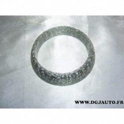 Bague joint metal acier tuyau echappement 256558 pour BMW E34 E36 E38 D TD opel omega B TD
