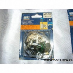 Jeu de contact vis platinée rupteur + condensateur allumage allumeur magneti marelli MKS046 pour fiat regata 1.3 1.6