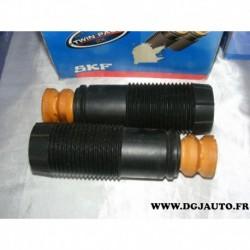 Paire de soufflet protection poussiere tampon amortisseur VKDP33401T pour ford escort 5 6 7 fiesta 4 orion 2 mazda 121