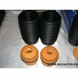 Paire de soufflet protection poussiere tampon amortisseur 900016 pour ford sierra 1 2 dont break