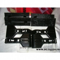 Kit pieds fixation barre de toit KIT260 pour BMW E39 serie 5 modèles 4 portes et touring partir 1996