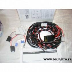 faisceau cable electrique kit extension alimentation continu 30 15 sp133zz pour prise attelage. Black Bedroom Furniture Sets. Home Design Ideas