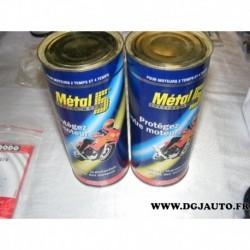 Additif moteur 2 et 4 temps metal 5 special moto 50ml M5M remettalisant