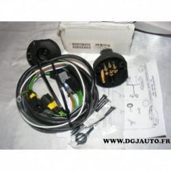 Faisceau electrique attelage attache remorque 7 poles specifique PE007BB pour peugeot 607 partir 2000