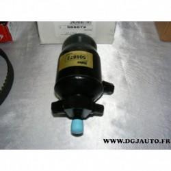 Filtre deshydrateur bouteille deshydratante climatisation 508872 pour peugeot 406