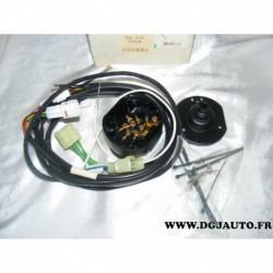 Faisceau electrique attelage attache remorque 7 poles specifique SZ002BB pour suzuki grand vitara partir de 1999