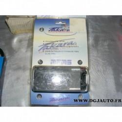 Modulateur FM transmission son lecteur DVD sur autoradio 88.7 ou 89.1 MHZ takara MFM5