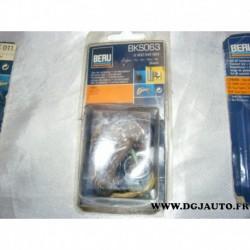 Jeu de contact vis platinée rupteur + condensateur allumage allumeur bosch BKS063 pour ford fiesta 1 2 1.1 de 76 à 85