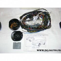 Faisceau electrique attelage attache remorque 7 poles specifique FR014BB pour ford focus 3 portes 2001 2002
