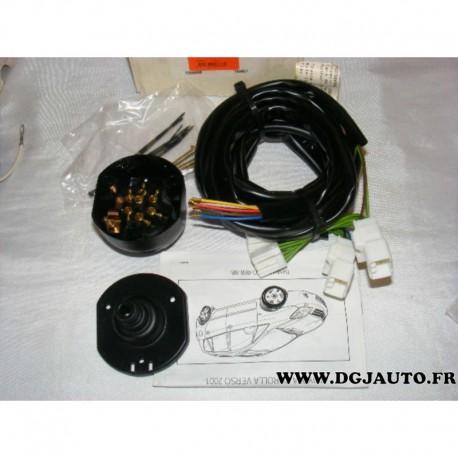 faisceau electrique attelage attache remorque 7 poles specifique to098bb pour toyota corolla. Black Bedroom Furniture Sets. Home Design Ideas
