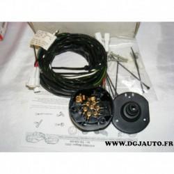 Faisceau electrique attelage attache remorque 7 poles specifique TO109BB pour toyota avensis wagon partir 2003