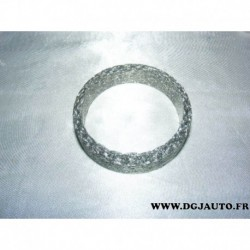 Bague joint metal acier tuyau echappement 256076 pour mercedes 190 W201 classe E W124 W126