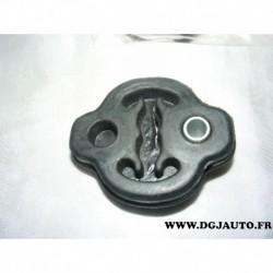 Silent bloc fixation silencieux echappement 255009 pour nissan micra MK2 K11E primera P10 P11