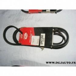 Courroie accessoire 5PK1260 pour mercedes classe A W168 vaneo W414 renault megane 1 daewoo aranos espero prince