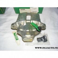 Etrier de frein gauche 48mm diametre système girling 34566 pour audi 80 90 coupé